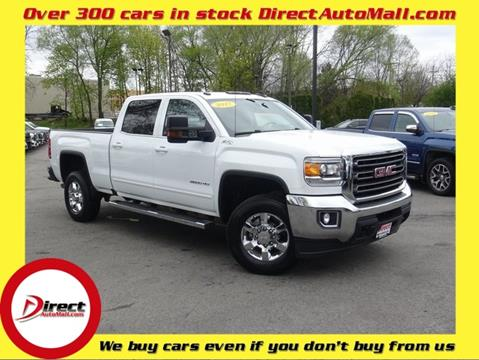 2017 GMC Sierra 2500HD for sale in Framingham, MA