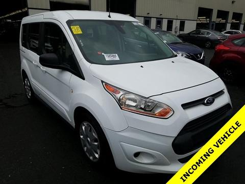 2016 Ford Transit Connect Wagon for sale in Framingham, MA