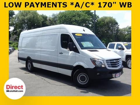 2015 Freightliner Sprinter Cargo for sale in Framingham, MA