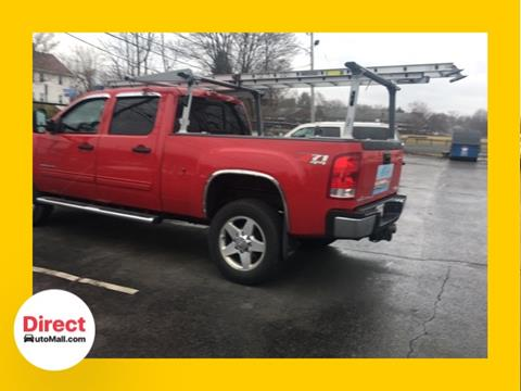 2012 GMC Sierra 2500HD for sale in Framingham, MA