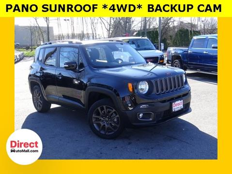 2016 Jeep Renegade for sale in Framingham, MA
