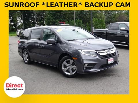 2018 Honda Odyssey for sale in Framingham, MA