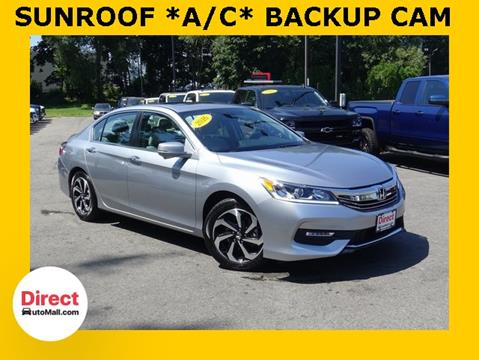 2016 Honda Accord for sale in Framingham, MA