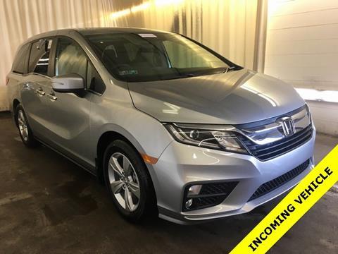 2019 Honda Odyssey for sale in Framingham, MA