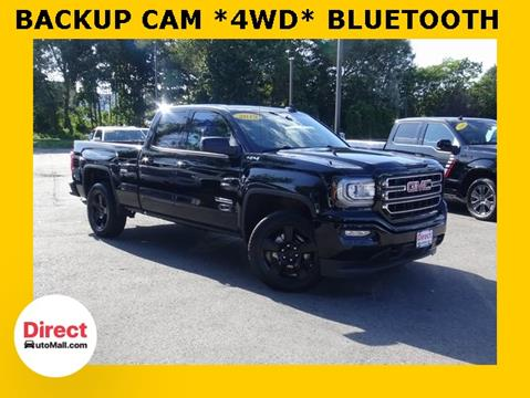 2019 GMC Sierra 1500 Limited for sale in Framingham, MA