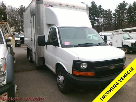 2016 Chevrolet Express Cutaway for sale in Framingham, MA