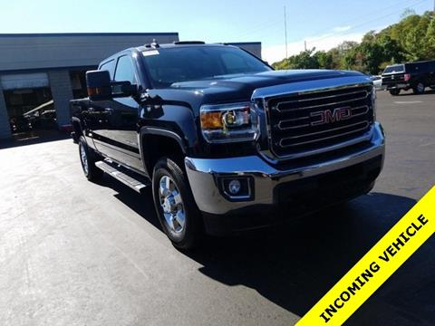 2018 GMC Sierra 2500HD for sale in Framingham, MA