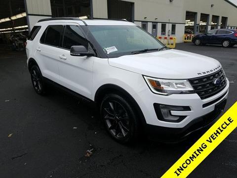 2017 Ford Explorer for sale in Framingham, MA
