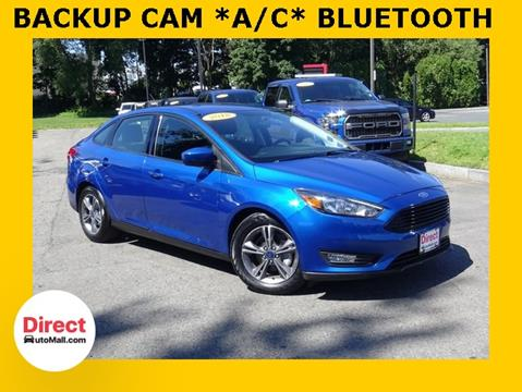 2018 Ford Focus for sale in Framingham, MA