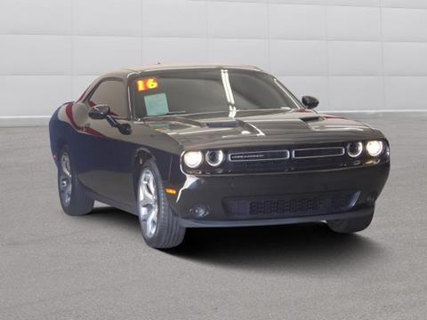 2016 Dodge Challenger for sale in Las Vegas, NV