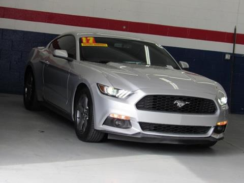 2017 Ford Mustang for sale in Las Vegas, NV