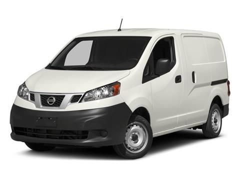 2015 Nissan NV200 for sale in Las Vegas, NV