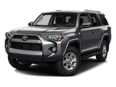 2016 Toyota 4Runner for sale in Las Vegas, NV