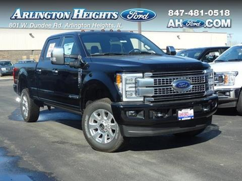 2018 Ford F-250 Super Duty for sale in Arlington Heights, IL