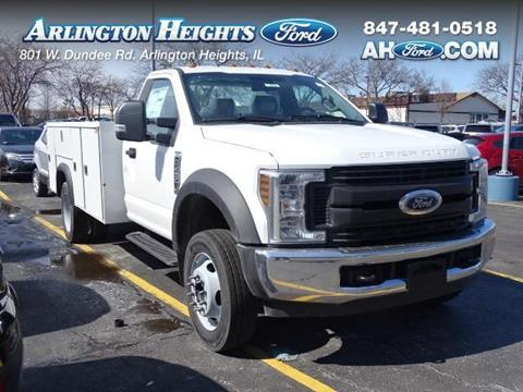 2019 Ford F-450 Super Duty for sale in Arlington Heights, IL