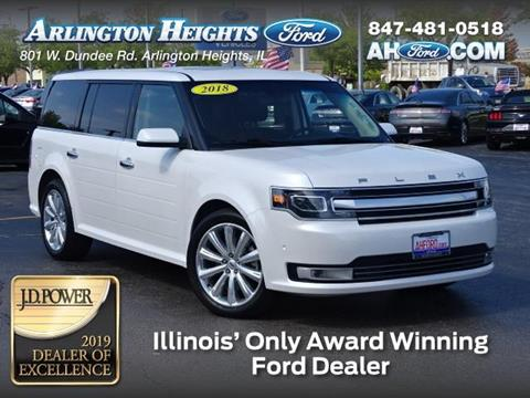 2018 Ford Flex for sale in Arlington Heights, IL