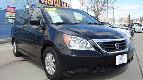 2010 Honda Odyssey for sale in Newark, NJ