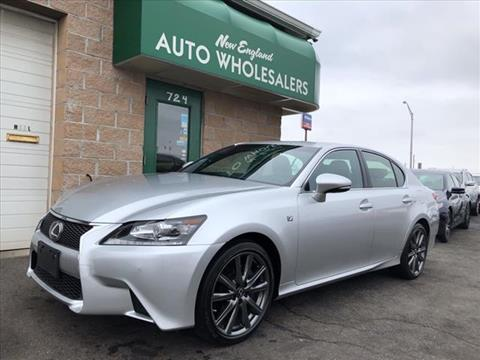 2015 Lexus GS 350 for sale in Springfield, MA