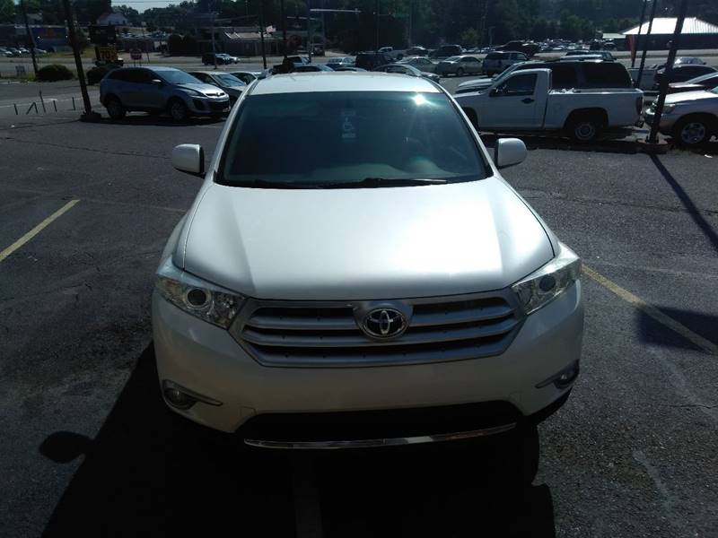 2012 Toyota Highlander For Sale At Turner Auto Sales LLC In Little Rock AR