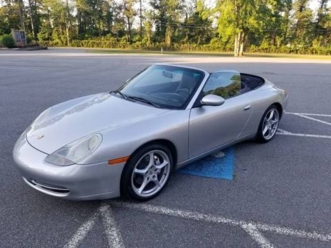 2000 Porsche 911 for sale in Macon, GA