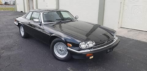 1989 Jaguar XJS For Sale In Oakland Park, FL