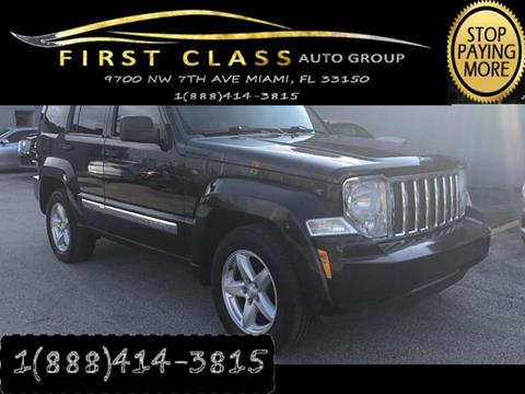 2010 Jeep Liberty for sale in Miami, FL