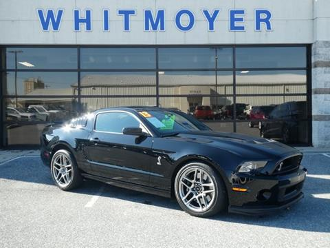 2013 Ford Shelby GT500 for sale in Mount Joy, PA