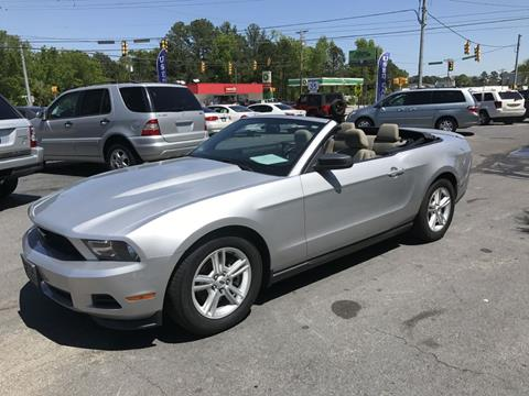 2012 Ford Mustang for sale in West Columbia, SC