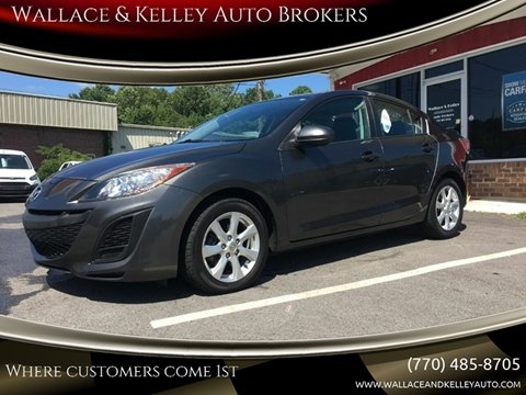 2010 Mazda MAZDA3 for sale in Douglasville, GA