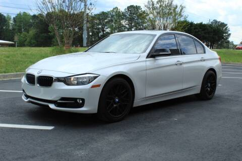 2015 BMW 3 Series 328i for sale at Wallace & Kelley Auto Brokers in Douglasville GA
