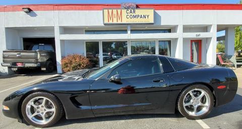 2001 Chevrolet Corvette for sale in Albany, OR