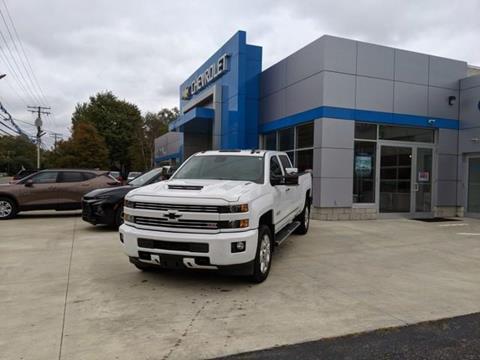 2018 Chevrolet Silverado 2500HD for sale in Orwell, OH