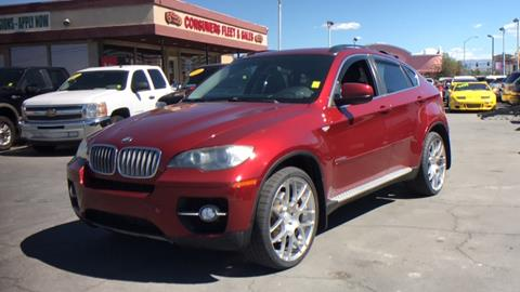 used 2008 bmw x6 for sale in north dakota. Black Bedroom Furniture Sets. Home Design Ideas