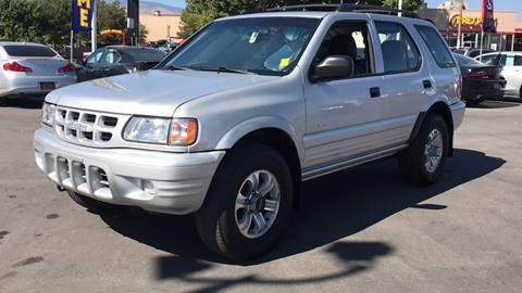 2000 Isuzu Rodeo For Sale In Reno, NV