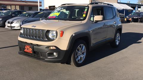2015 Jeep Renegade for sale in Reno, NV