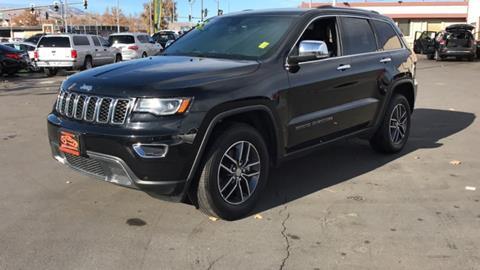 2018 Jeep Grand Cherokee for sale in Reno, NV
