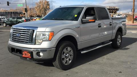 2011 Ford F-150 for sale in Reno, NV