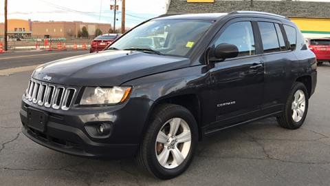 2014 Jeep Compass for sale in Reno, NV