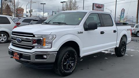 2018 Ford F-150 for sale in Reno, NV