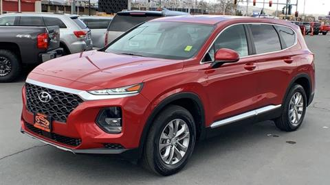 2019 Hyundai Santa Fe for sale in Reno, NV