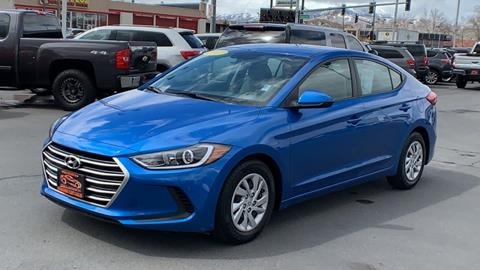 2017 Hyundai Elantra for sale in Reno, NV