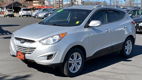 2012 Hyundai Tucson for sale in Reno, NV