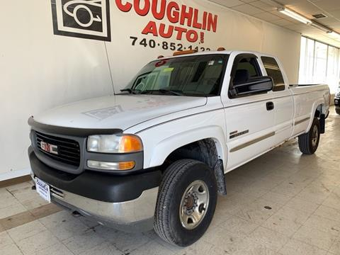2002 GMC Sierra 2500HD for sale in London, OH