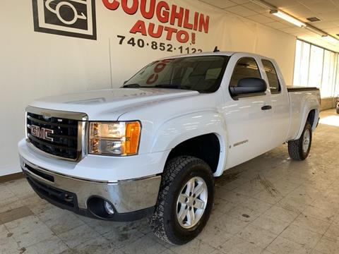 2008 GMC Sierra 1500 for sale in London, OH