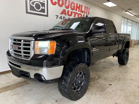 2009 GMC Sierra 2500HD for sale in London, OH