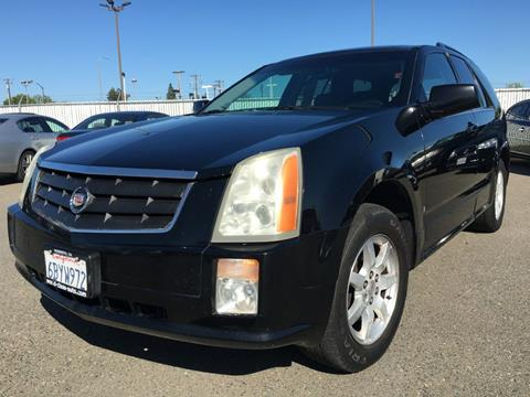 2008 Cadillac SRX for sale at Dealer Finance Auto Center LLC in Sacramento CA