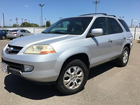2003 Acura MDX for sale at Dealer Finance Auto Center LLC in Sacramento CA