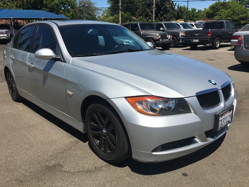 2006 BMW 3 Series for sale at Dealer Finance Auto Center LLC in Sacramento CA