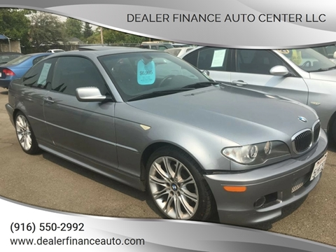 2005 BMW 3 Series for sale at Dealer Finance Auto Center LLC in Sacramento CA