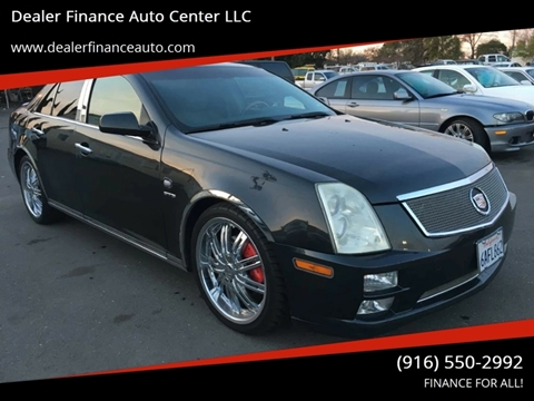 2005 Cadillac STS for sale at Dealer Finance Auto Center LLC in Sacramento CA